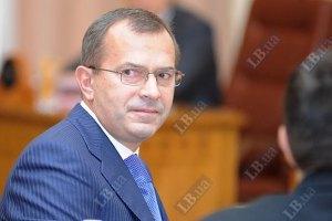 Клюев ежемесячно получает 21 тыс. грн