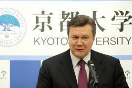 Для Януковича в Японии выкупили вагон за 103 тысячи