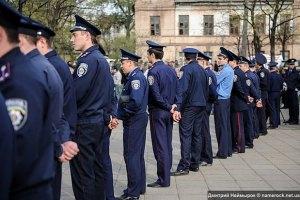 Милицию переведут на усиленный режим работы за восемь дней до выборов