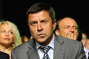 Пилипишин не хочет идти на повторные выборы
