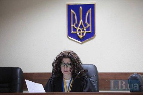 Судья Малиновская взяла самоотвод в рассмотрении иска против LB.ua
