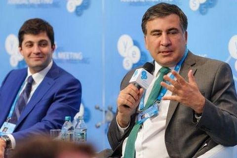 Саакашвили создает новую партию— Сакварелидзе