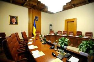 Кабмин сегодня соберется на внеочередное заседание