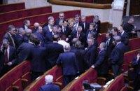 Институт Горшенина прогнозирует реванш парламентаризма в Украине