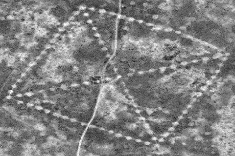 Астрономы NASA нашли в степях Казахстана гигантские древние узоры