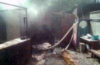 В Кременчуге из-за взрыва на лодочной станции погиб человек