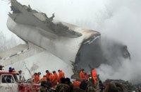 На поселок в Киргизии упал грузовой самолет, 37 человек погибли