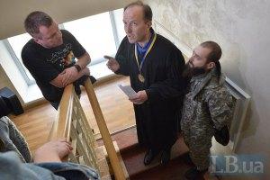 Печерский суд отложил дело экс-беркутовца Добровольского