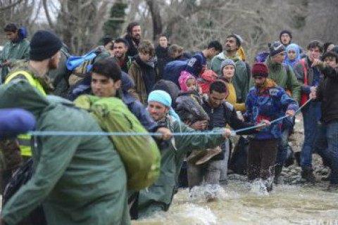 Македония продлила режимЧС из-за миграционного кризиса