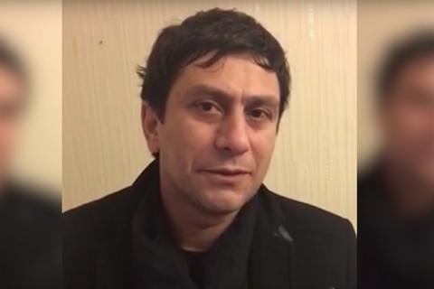 Милиция задержала уголовного авторитета изГрузии— Корона упала