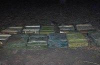 Возле Северодонецка в лесу правоохранители нашли тайник боеприпасов