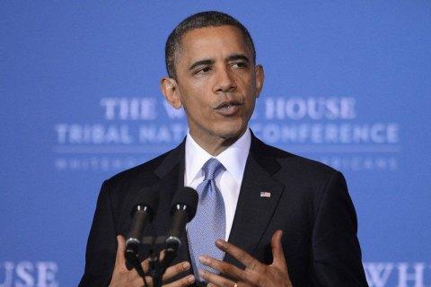 Обама: Санкції повинні зберігатися довиконання Росією Мінських угод