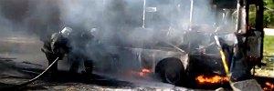 Шесть человек погибли в Донецке из-за попадания снаряда в маршрутку