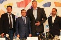 В Украине презентовали логотип и лозунг молодежного ЧЕ по баскетболу