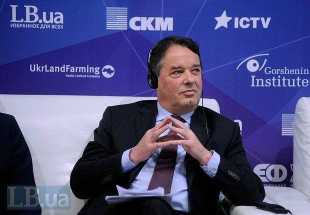 Алан Реми, посол Франции в Украине