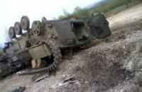 В Луганской области подорвалась БМП с бойцами 93-й бригады, - волонтер