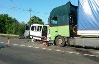 В России в ДТП погибли шестеро граждан Украины (обновлено)