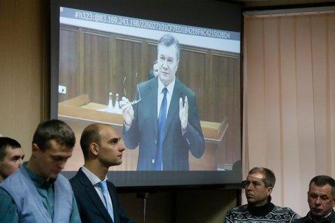 ГПУ: Янукович надопросе говорит неправду