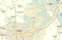 У Станицы взорван мост в направлении Луганска