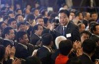 Кабмин Японии ушел в отставку