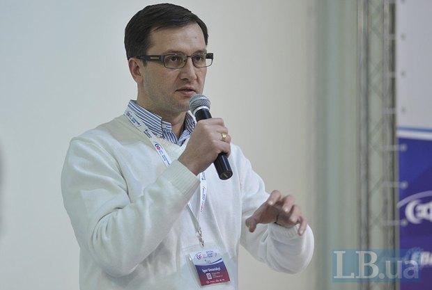 Игорь Уманский, бывший и.о. министра финансов Украины
