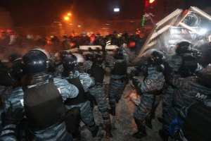 Силовики отступили с Майдана