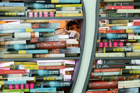 "Оголошено лонг-лист ""Книги року BBC""-2016"