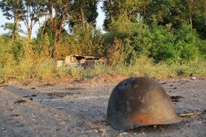 На Донбассе за сутки погиб один военный