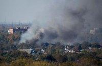Двое военных погибли, восемь ранены из-за обстрела Авдеевки