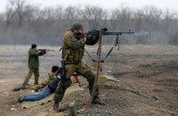 Боевики 30 раз обстреляли силы АТО на Донбассе