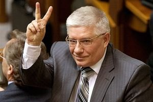 ПР ставит на выход Тягнибока во второй тур президентских выборов