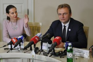 Яника Мерило стала советницей мэра Львова