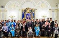 """Порошенко призвал не употреблять слово """"инвалид"""""""