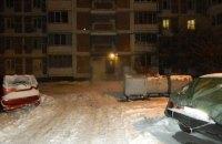 В Киеве застрелили мужчину у дверей его квартиры
