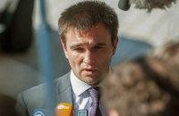 Климкин отправился с рабочим визитом в Люксембург и Бельгию