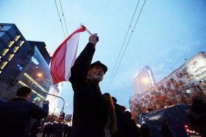 Польша приняла на лечение первых активистов Евромайдана
