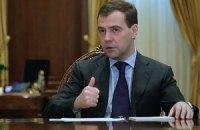 Российские генералы просят Медведева сделать скидку на газ для Украины