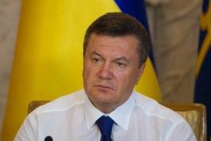Губернатор почувствовал, как Янукович держит руку на пульсе