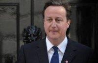 """Дэвид Кэмерон призвал в Давосе к """"решительным мерам"""""""