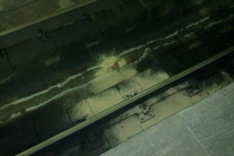 В киевском метро мужчина попал под колеса поезда
