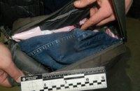 В Киеве полиция задержала похитителя джинсов