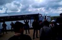 Крымские силовики попытались задержать в мечети более 100 мусульман
