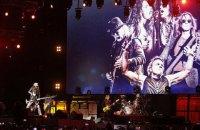 Стивен Тайлер анонсировал прощальный тур Aerosmith