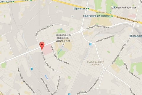 УКиєві може з'явитися бульвар Вацлава Гавела