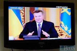 Янукович: цена российского газа будет зависеть от цены на нефть