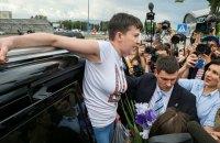 """Повернути Савченко допомогла розмова в """"нормандському форматі"""""""