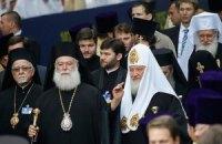 Патриарх Кирилл отказался общаться с прихожанами