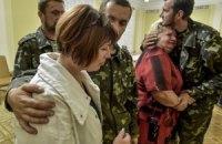 Из плена террористов освободили 17 военных, - Порошенко
