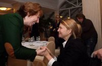 Тимошенко и Эштон обсудили роль ЕС в налаживании ситуации в Украине