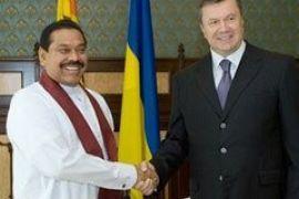 Президенты Украины и Шри-Ланки подписали ряд соглашений